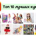 Какую выбрать куклу на AliExpress