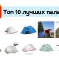 Лучшие палатки с AliExpress